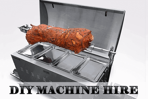 DIY Machine Hire