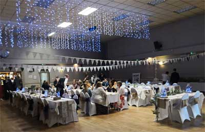 wedding catering Swansea